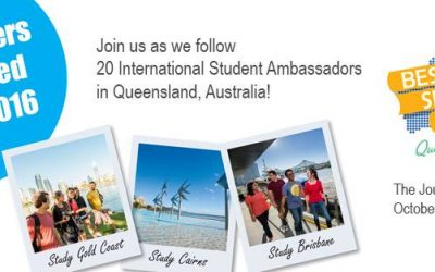 Best Semester Abroad winners are coming to Cairns!