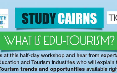 Edu-Tourism trends & opportunities – learn from the experts!