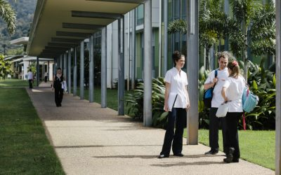 Why International Education & Training (IET) is important to Cairns