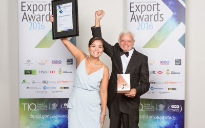 Cairns College of English & Business wins state export award