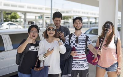 Best Semester Abroad students arrive in Cairns