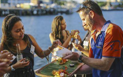 Study Cairns hosts international student Friendship Cruise