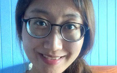 Student Stories: Jeongeun Kim from South Korea