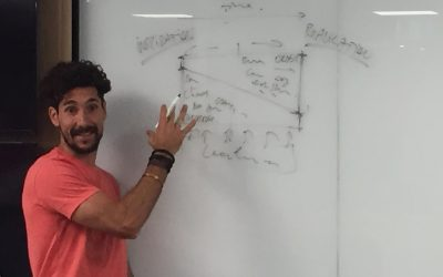 TIQ holds workshop with Gus Balbontin for Study Cairns members