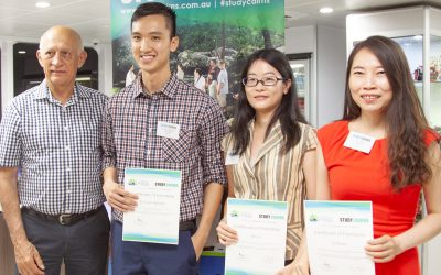 Friendship Ceremony recognises international students studying in Cairns