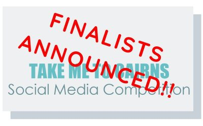 Finalists announced in 'Take Me To Cairns' social media competition