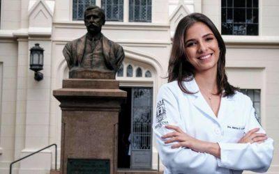 Brazilian doctor recalls her exchange student experience in Cairns