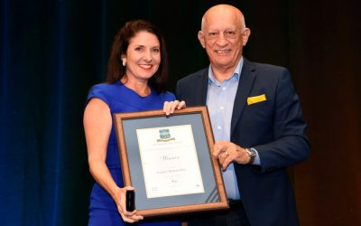 Study Cairns President Janine Bowmaker recognised in Australia Day Awards